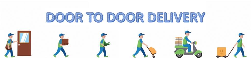 door to door service scheme
