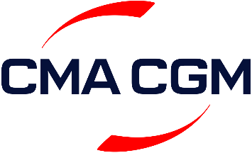 Logo shipping company CMA CGM