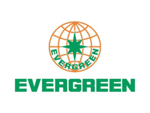 logo shipping company evergreen