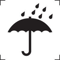 keep dry icon