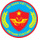logo of the vietnamese customs