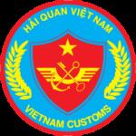 logo of the vietnamese customs