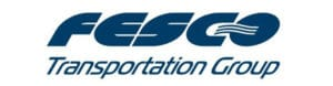 logo FESCO shipping company