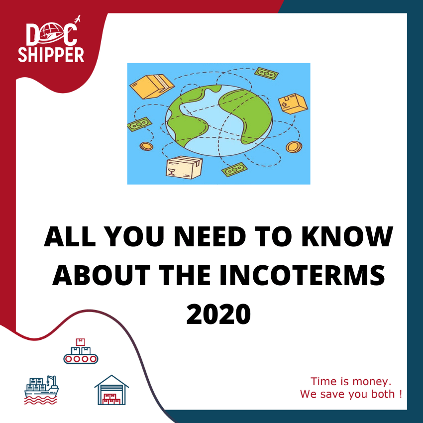 ALL YOU NEED TO KNOW ABOUT THE INCOTERMS 2020