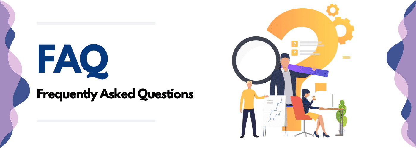 FAQ frequently asked questions guide