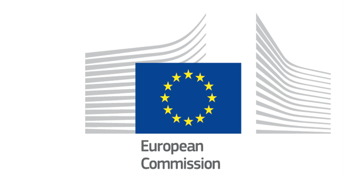 Commission of EU logo